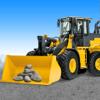 Excavator Crane Simulation 2016