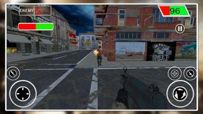 Rebel Domination Commando War screenshot four