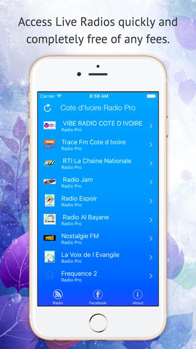 Cote d'Ivoire Radio Pro
