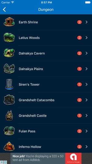 Mini Wiki For Ffbe Final Fantasy Brave Exvius On The App Store