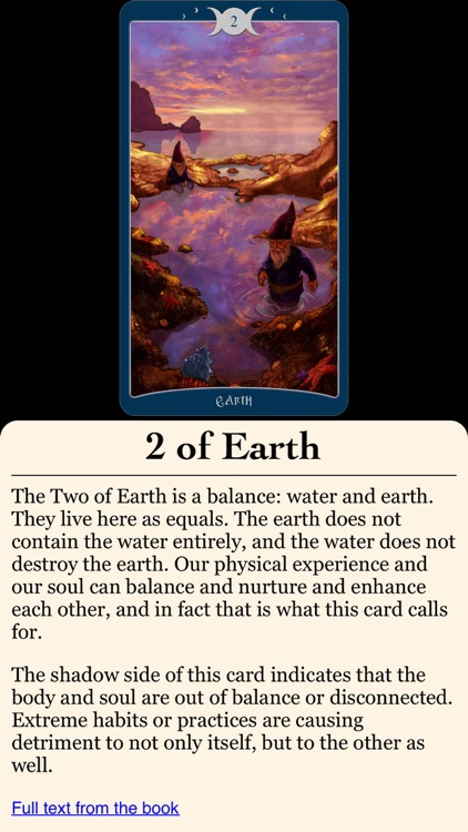 BOS Tarot - As Above screenshot-3
