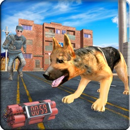 Police Dog City Prison Escape -   Chase & Clean City From Robbers, Criminals & Prisoners