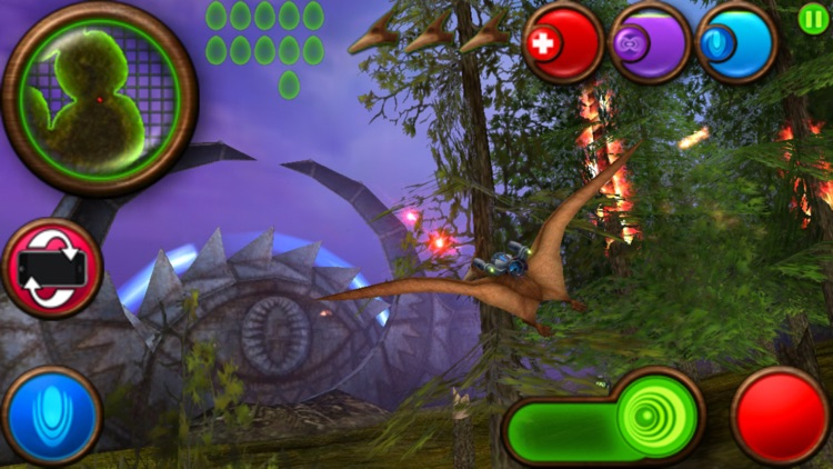 Nanosaur 2 Free screenshot-1
