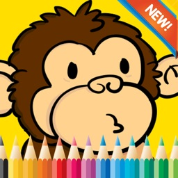 Animal Dot to Dot Coloring Book: coloring pages dot games free for kids and toddlers