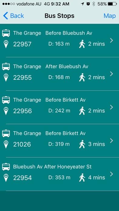 Transport WA screenshot two