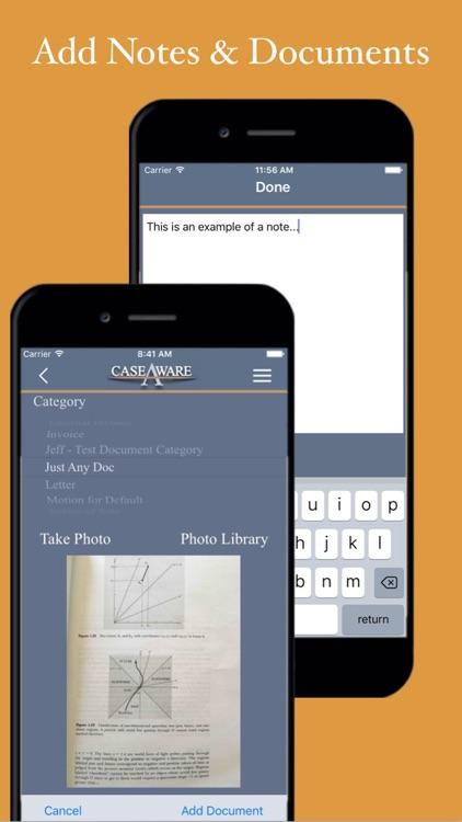 CaseAware screenshot-3
