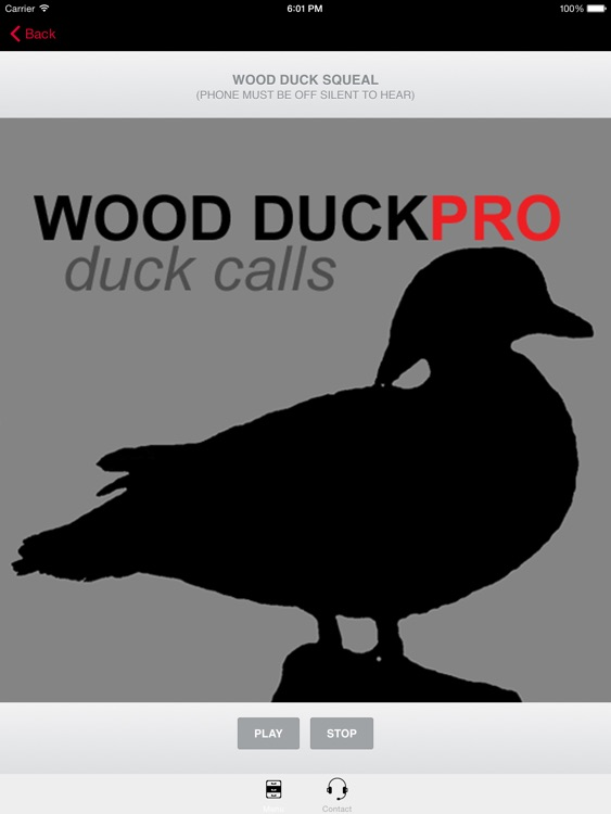 Wood Duck Calls - Wood DuckPro Duck Calls