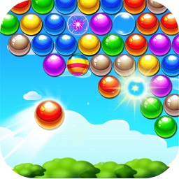 Bubble Shooter!Pop- Word Bubbles Witch 2 Guppies Mania Blast Games