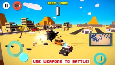 警察のレース - 猛烈な勢いでゲームのおすすめ画像1