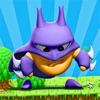 三目童子跑酷 - 3D版奔跑吧蝙蝠侠,小英雄跳跃救女友