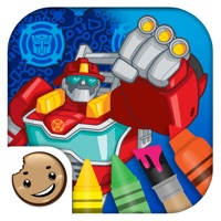 Codes for Painting Lulu Transformers Rescue Bots Coloring App Hack