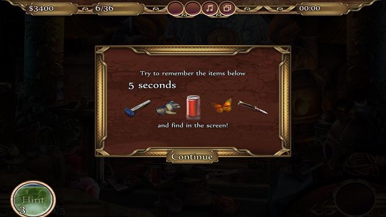 Sacred Elements-Fire-Hidden Object Game screenshot-3