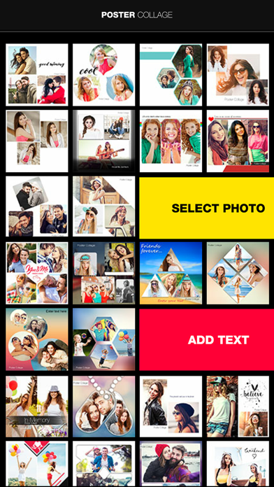PIP Poster Collage Maker - Photo Editor