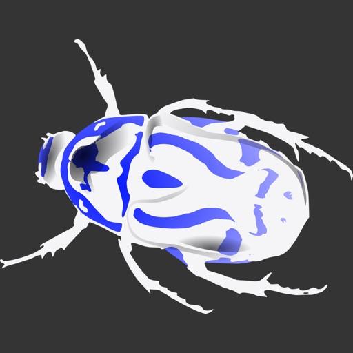 Deja Vu Beetle Solitaire