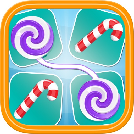 Onet Connect Puzzle - Twin Candy Blast icon