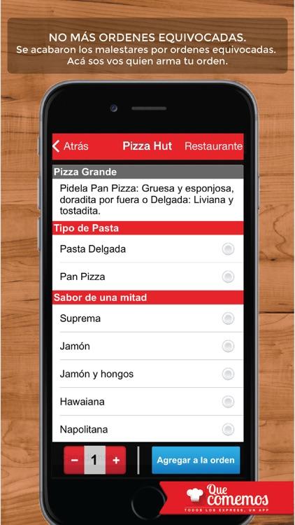 ¿Qué Comemos? screenshot-4
