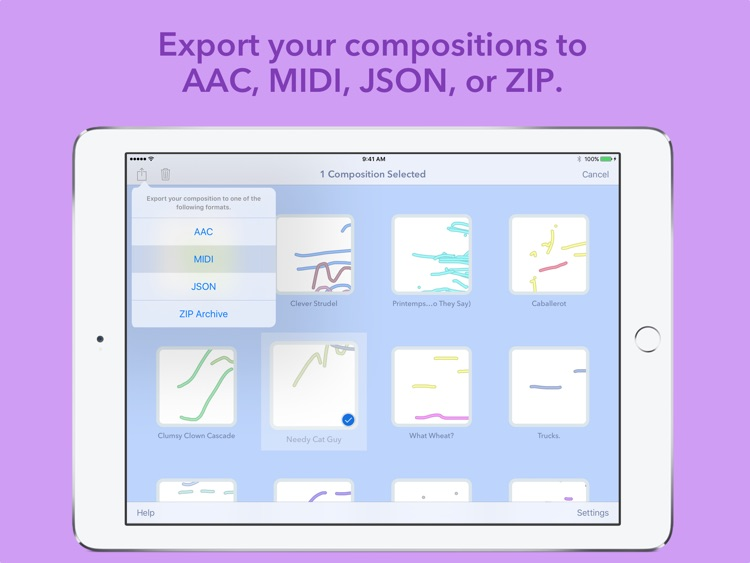 Composer's Sketchpad Lite screenshot-4