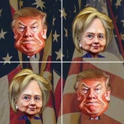 Hillary Tic Tac Trump