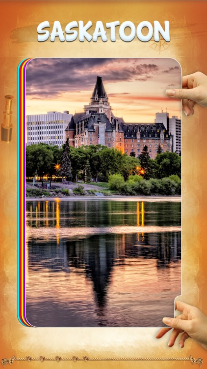 Saskatoon City Offline Travel Guide