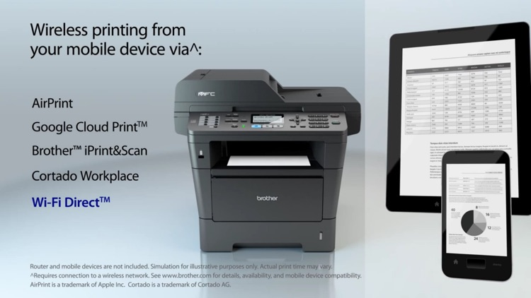 Prosetup for Brother HL, DCP and MFC Printers