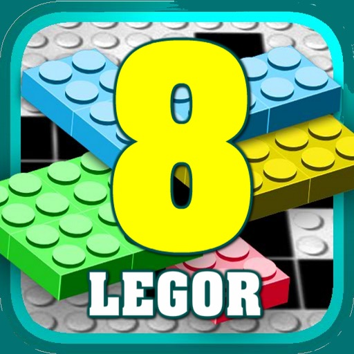 Legor 8 - Best Free Puzzle Logic And Brain Game