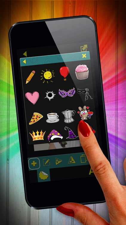 Fun Photo Writer - Decorate Pictures with Funny Captions and Add Cute Stickers