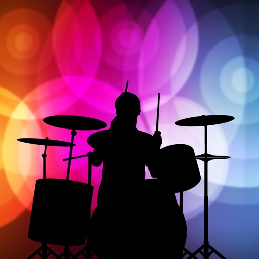 Spotlight Drums Pro ~ The drum set formerly known as 3D Drum Kit iOS App