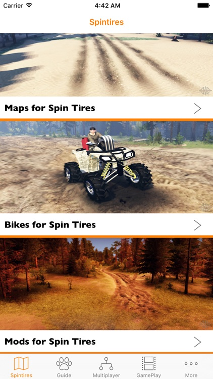 Ultimate Guide & walkthrought  for Spintires
