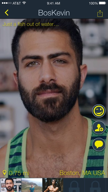Manhunt – Gay Chat, Meet, and Date app image