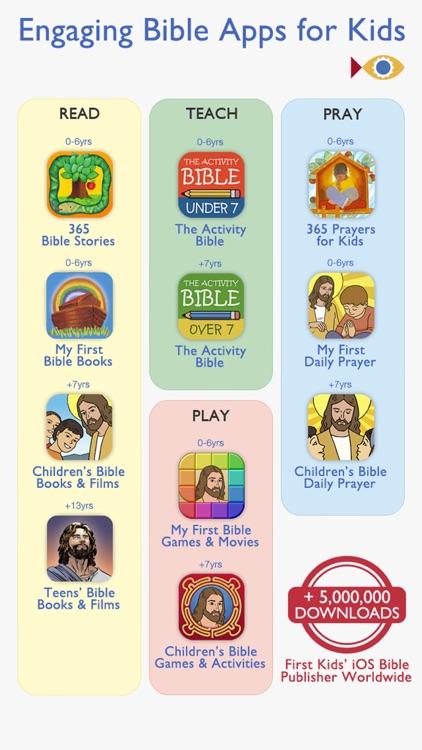Children's Bible Books & Movies | Family & School screenshot-4