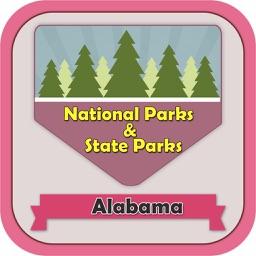 Alabama - State Parks & National Parks