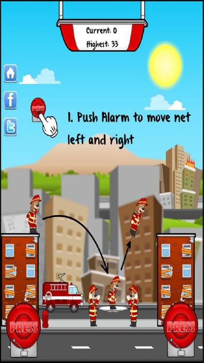 Ladder Mania!™ - Fireman Rescue screenshot-3