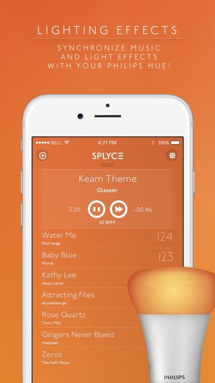 Splyce Premium - music player & dj mixer screenshot-4