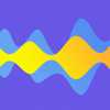 Audio spectrum analyzer and dB (decibel) meter Icon