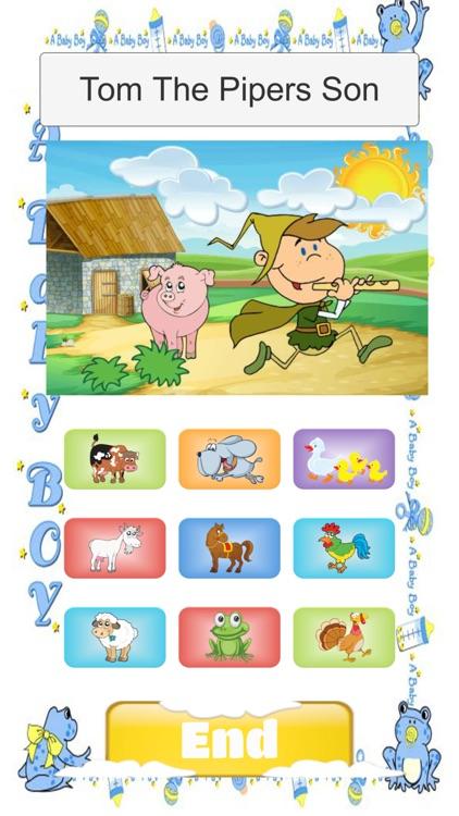Baby Phone - ABC 123 Songs Nursery Rhymes screenshot-3