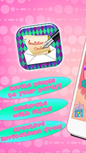 Best invitation cards maker pro create beautiful invitations for iphone ipad stopboris Gallery