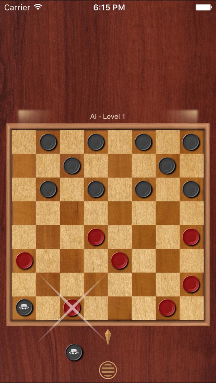 Checkers Screenshot