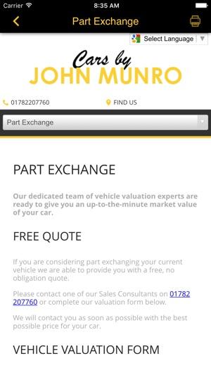 Cars By John Munro >> Cars By John Munro On The App Store