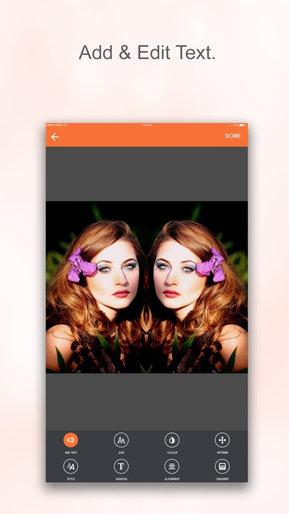 Mirror Effects Editor PRO : Awesome 3D Reflection screenshot-3