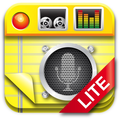 Smart Recorder Classic Lite - The Free transcriber and Voice Recorder