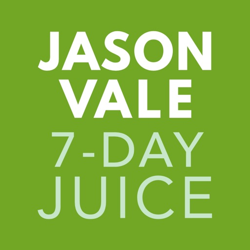 Jason Vale's 7-Day Juice Challenge (7lbs in 7 Days) app logo