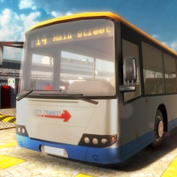 Bus Parking - Realistic Driving Simulation Free 2016