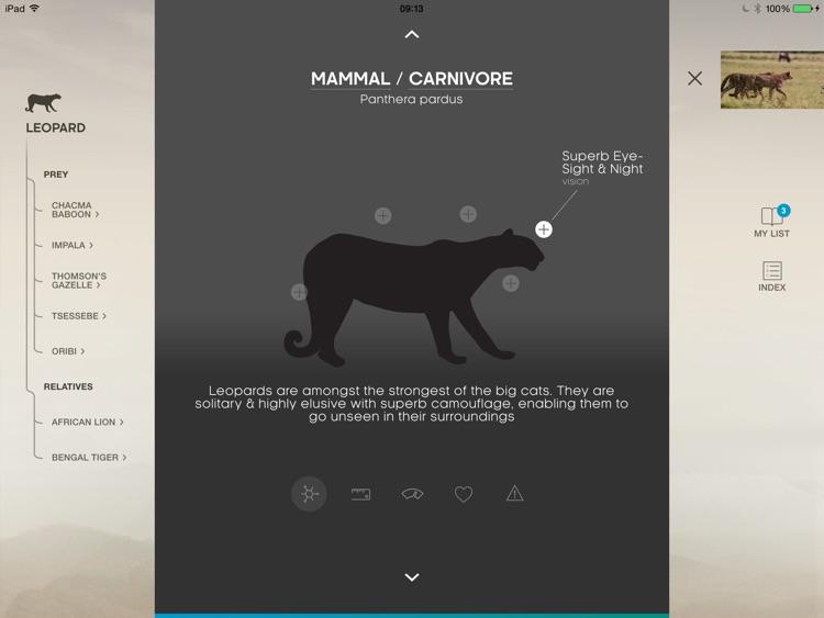 The Hunt - BBC Earth - Natural History Interactive TV Series screenshot-3