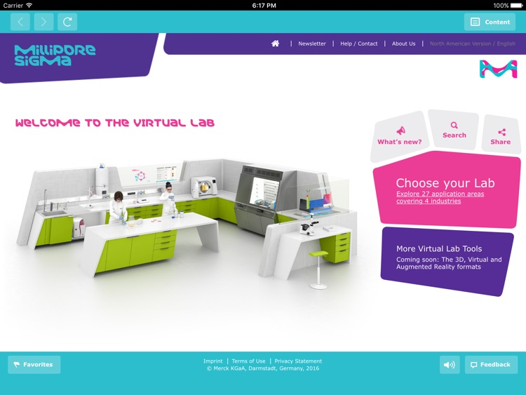 MilliporeSigma Virtual Lab