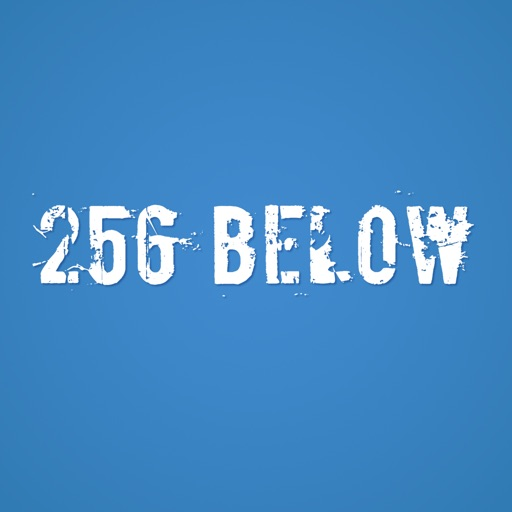 256 Below