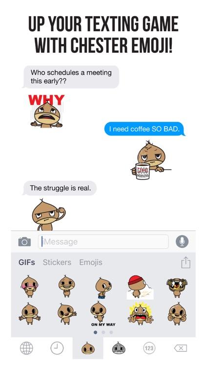 Chester Emoji