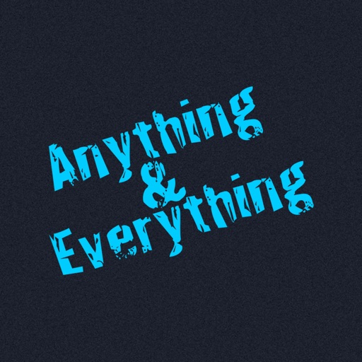 Anything & Everything (mag)