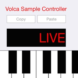 Volca Sample Keys & Bass Beats Controller