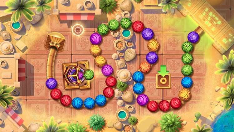 Marble Age screenshot-4