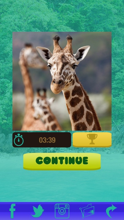 Animal Jigsaw Puzzle – Free Memory, Brain Exercise Game For Kids and Adult.s screenshot-4